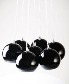 Pendelleuchte in schwarz Black Pearl