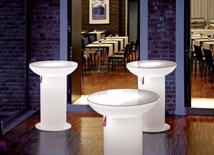 Lounge Up Stehtisch LED- Accu von Moree - Vorschau 2