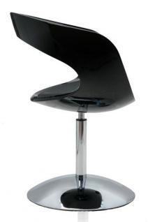 Design Sessel modern in schwarz - Vorschau 2