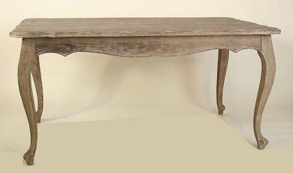 Tisch im Landhausstil, Eiche alt