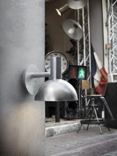 Wandleuchte Metall verzinkt PVC Outdoor 15 Jahre Anti-Rost-Garantie - Vorschau 1
