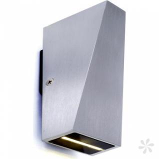 Wandleuchte aus Aluminium, LED