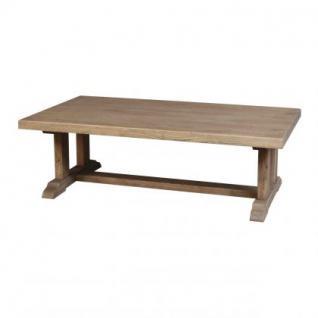 couchtisch im landhausstil aus massivholz eiche in drei farben 140 cm l nge kaufen bei. Black Bedroom Furniture Sets. Home Design Ideas