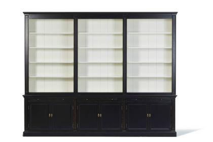 Bücherschrank im Landhausstil in drei Größen und vier Farben - Vorschau 2