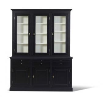 vitrinen wohnzimmerschrank oder geschirrschrank im. Black Bedroom Furniture Sets. Home Design Ideas