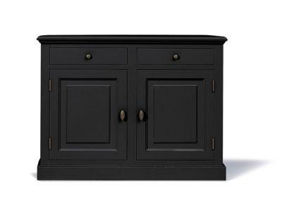 klassische anrichte sideboard im landhausstil kaufen. Black Bedroom Furniture Sets. Home Design Ideas