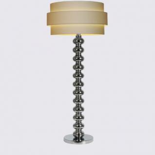 Stehleuche mit einem Lampenschirm