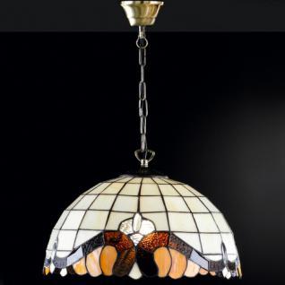 Design Pendelleuchte, Tiffany, echte Handarbeit, Ø 40 cm