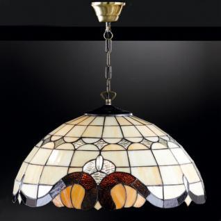 Design Pendelleuchte, Tiffany, echte Handarbeit, Ø 50 cm