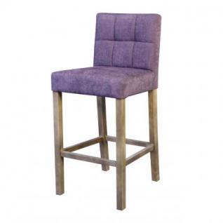 Barhocker violett g nstig online kaufen bei yatego for Barhocker yatego