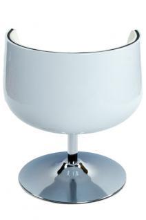 Design Drehstuhl in weiß - Vorschau 2