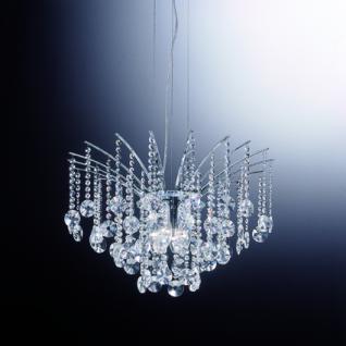 kristall glas pendelleuchte g nstig online kaufen yatego. Black Bedroom Furniture Sets. Home Design Ideas
