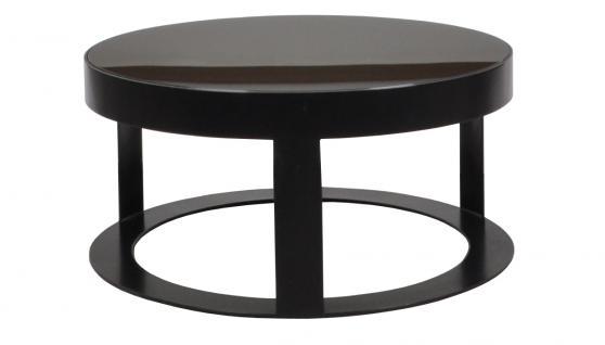 Beistelltisch glas schwarz online kaufen bei yatego for Beistelltisch glas schwarz
