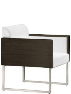 design bank gepolstert in zwei farben breite 180 cm kaufen bei richhomeshop. Black Bedroom Furniture Sets. Home Design Ideas
