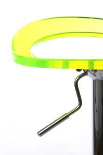 Design Barhocker in gelb - Vorschau 5