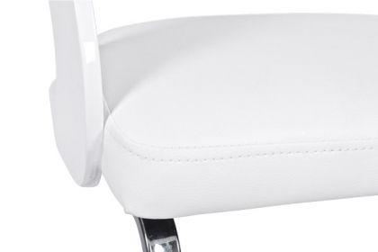 Design Stuhl in weiß - Vorschau 2