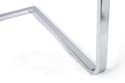 Design Stuhl in weiß - Vorschau 5