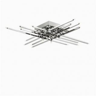 Wand- / Deckenleuchte Metall chrom - Vorschau