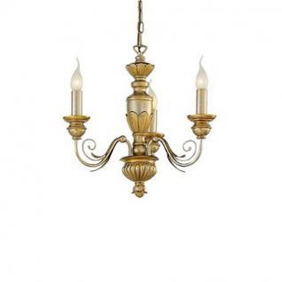 kronleuchter metall harz goldblatt antik kaufen bei. Black Bedroom Furniture Sets. Home Design Ideas