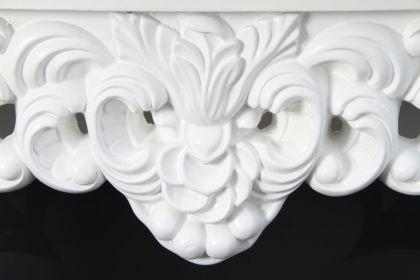 sideboard modern barock wei kaufen bei richhomeshop. Black Bedroom Furniture Sets. Home Design Ideas