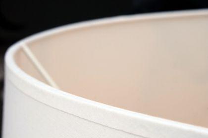 Pendelleuchte mit einem weißem Lampenschirm XXL, Ø 70 cm - Vorschau 3