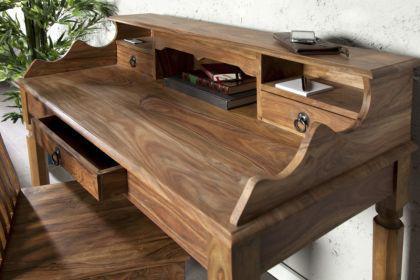 Sekretär, Schreibtisch aus Massivholz - Vorschau 4
