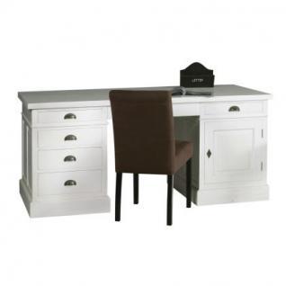 landhausstil schreibtisch g nstig kaufen bei yatego. Black Bedroom Furniture Sets. Home Design Ideas