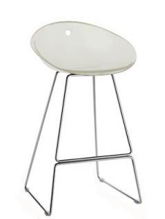 design barhocker farbe weiss 65 cm sitzh he kaufen bei richhomeshop. Black Bedroom Furniture Sets. Home Design Ideas