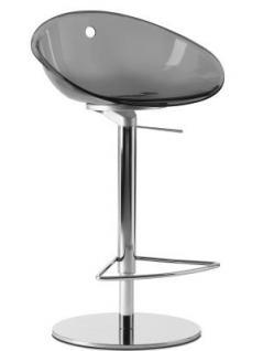 Design Barhocker, höhenverstellbar 60-86 cm - Vorschau