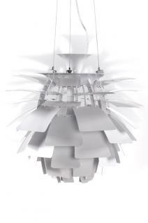Pendelleuchte in weiß, modern - Vorschau 1
