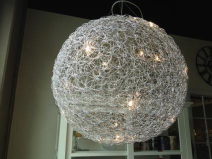 Hängeleuchte angelehnt an das Design von Catellani & Smith, 75 cm Durchmesser - Vorschau 1