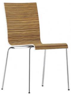 Design Stuhl in verschiedenen Farben