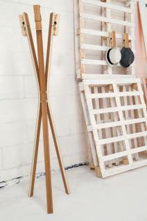 garderobenst nder w scheklammer modern holz kaufen bei richhomeshop. Black Bedroom Furniture Sets. Home Design Ideas