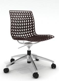 Design-Bürostuhl, ausgezeichnet mit dem Red Dot Award 2011
