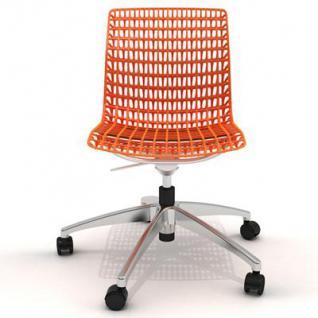 Design-Bürostuhl, ausgezeichnet mit dem Red Dot Award 201