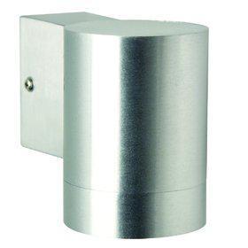 Wandleuchte Metall Aluminium Glas Outdoor - Vorschau 2