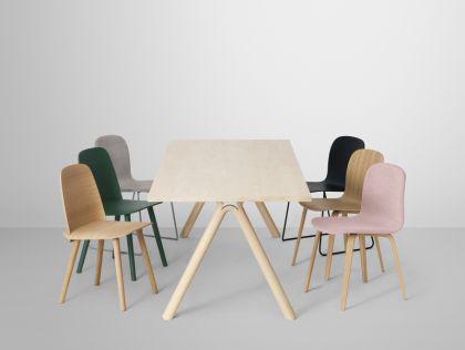 Designer Tisch aus Eschenholz - Vorschau 2
