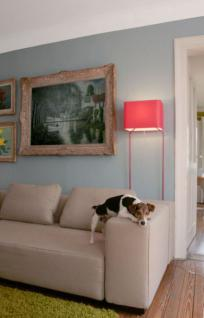 Design-Stehleuchte, moderne Stehlampe in sechs verschiedenen Farben - Vorschau 3