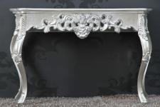 Sideboard modern/ Barock, silber