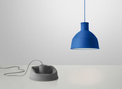 Designer Pendelleuchte in blau - Vorschau 2