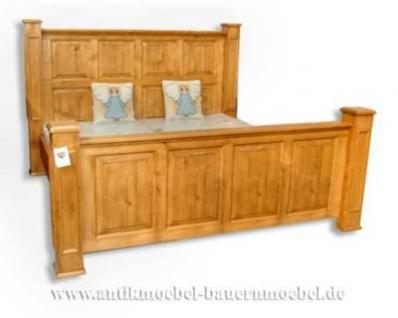 bett 90x200 holz g stebett bettsofa landhausm bel. Black Bedroom Furniture Sets. Home Design Ideas