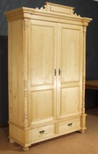 kleiderschrank landhausstil kaufen bei country bohemia s r o individuelle m bel nach mass. Black Bedroom Furniture Sets. Home Design Ideas