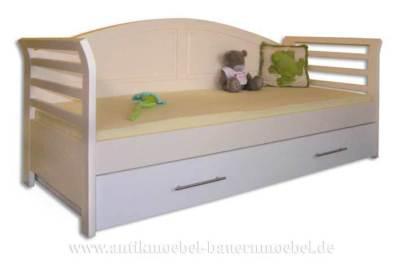 bett g stebett bettsofa weiss landhausstil kaufen bei. Black Bedroom Furniture Sets. Home Design Ideas