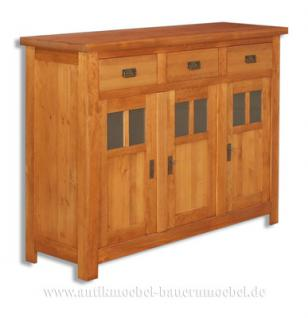 sideboard halbschrank anrichte landhausstil kaufen bei country bohemia s r o individuelle. Black Bedroom Furniture Sets. Home Design Ideas