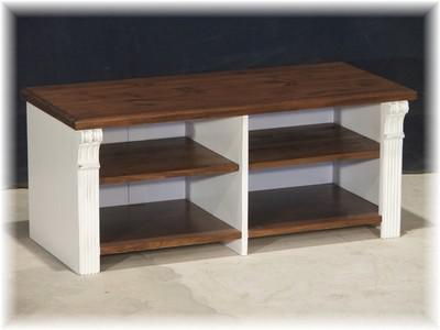 schuhschrank schuhregal landhausstil kaufen bei country. Black Bedroom Furniture Sets. Home Design Ideas