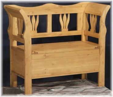 sitzbank truhenbank landhausstil kaufen bei country. Black Bedroom Furniture Sets. Home Design Ideas