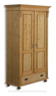 kleiderschrank landhausstil g nstig online kaufen yatego. Black Bedroom Furniture Sets. Home Design Ideas