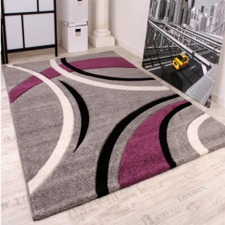Teppich grau lila  Teppiche Grau Und Lila online bestellen bei Yatego