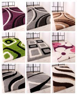 schwarz weiss lila teppich online kaufen bei yatego. Black Bedroom Furniture Sets. Home Design Ideas