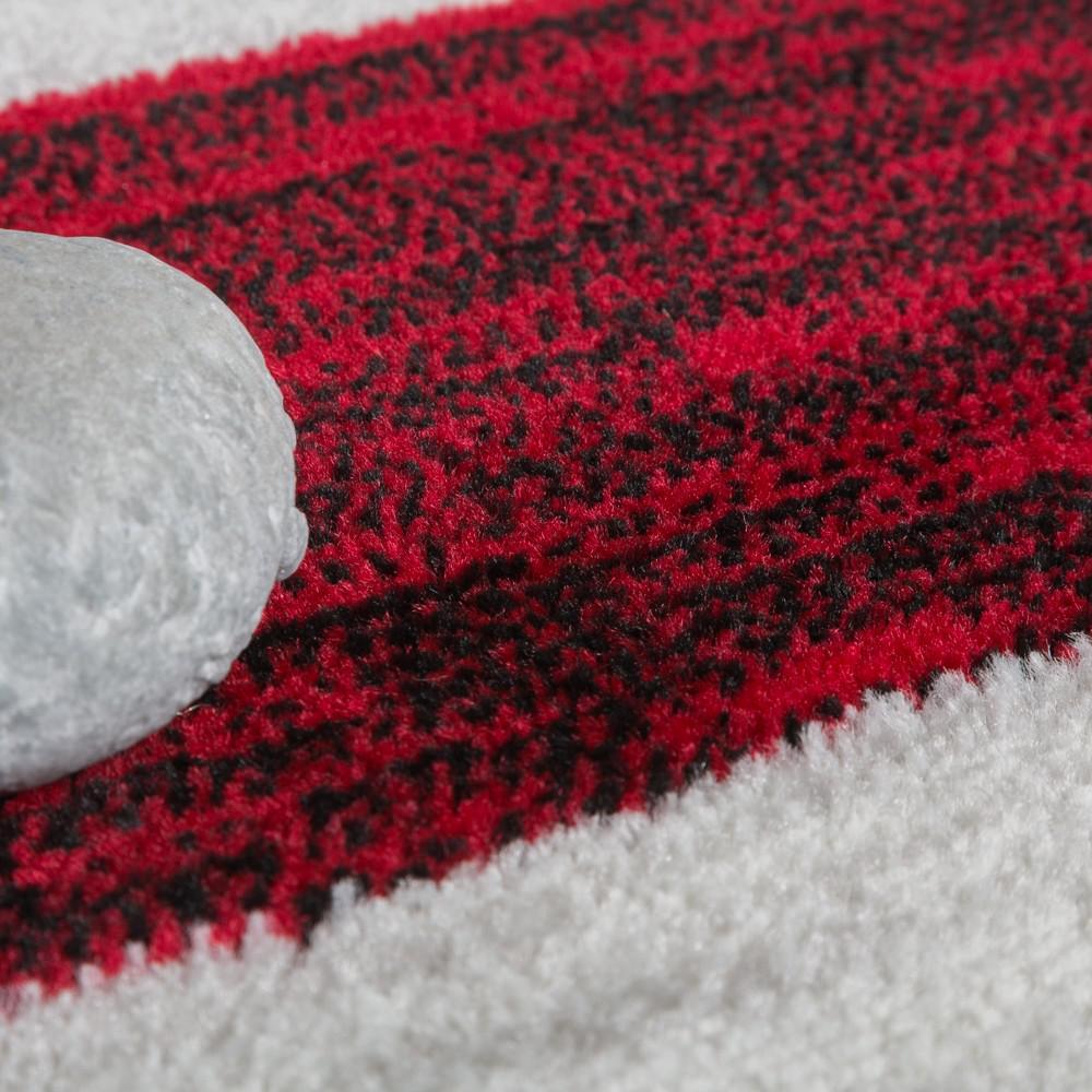 Designer Teppich Wohnzimmer Inneneinrichtung Floral Muster Meliert ...